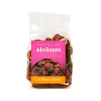 gedroogde abrikozen kcal