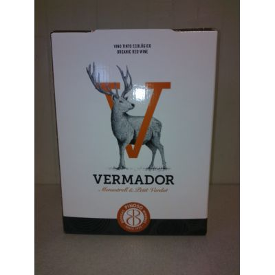 Vermador Monastrell Rood bag-in-box DO van La Bodega de Pinoso,