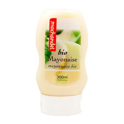 Mayonaise (knijpfles), 6 x 300 ml van Machandel