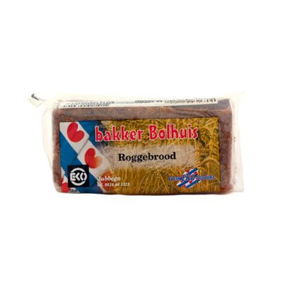 Fries Roggebrood van Bolhuis, 12x 250 gr