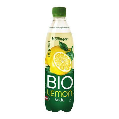 Lemon Soda van Höllinger, 12x 500 ml