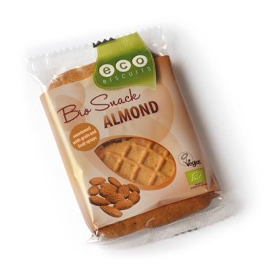 Almond biscuit (amandelkoek) van Eco Biscuits, 25x 45 gr