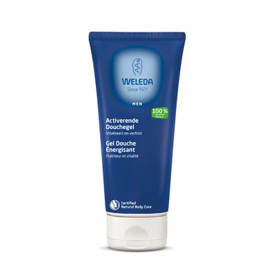 Activerende douchegel voor de man van Weleda, 1x 200ml