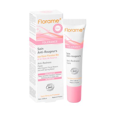 Anti-redness care van Florame, 1 x 15 ml