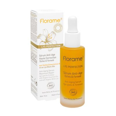 Maximum repair face serum van Florame, 1 x 30 ml