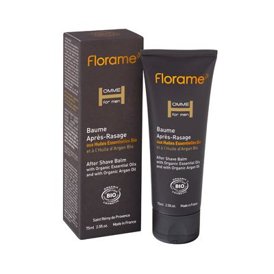 After-shave balm for men van Florame, 1 x 75 ml