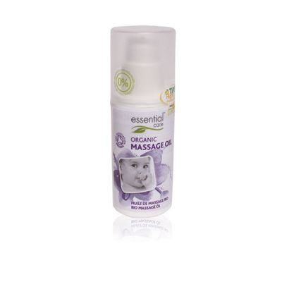 Baby massage oil van Odylique, 1x 70 ml