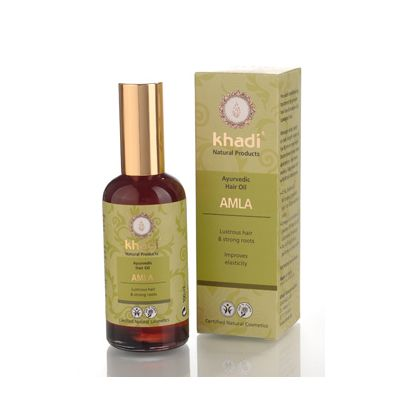 Amla hair oil van Khadi, 1x 100 ml
