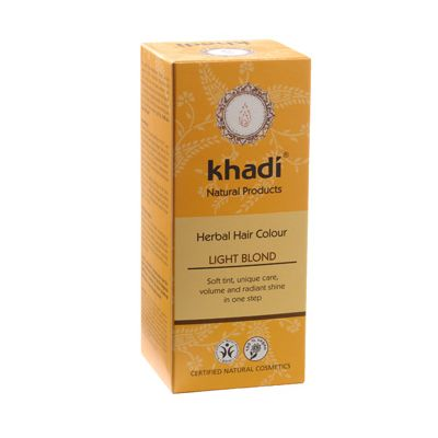 Hair colour lichtblond van Khadi, 1x 100 g