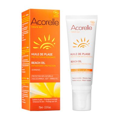 Body beach oil van Acorelle, 1 x 75 ml