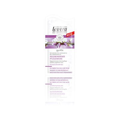 Regenerating skin care mask van Lavera, 15 x 10 ml