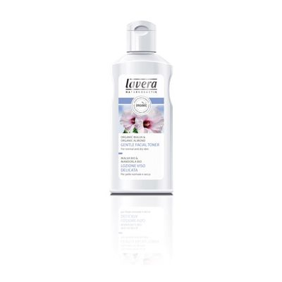 Gentle facial tonic van Lavera, 125 ml.