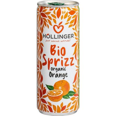 Orange Soda van Höllinger, 12x 250 ml