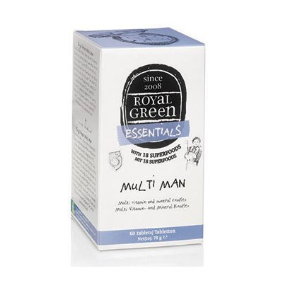 Multi Man van Royal Green, 1x 60 tabletten.