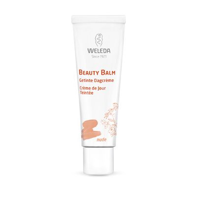 Beauty balm nude van Weleda, 1 x 30 ml