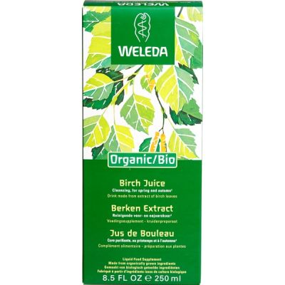 Berken extract van Weleda, 1 x 250 ml
