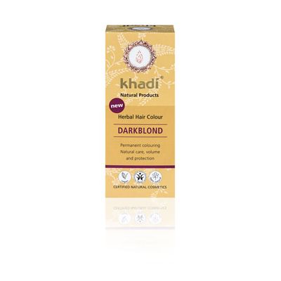Dark blonde hair colour van Khadi, 1 x 100 g