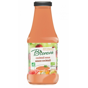 Cocktailsaus van Bionova, 6 x 250 ml