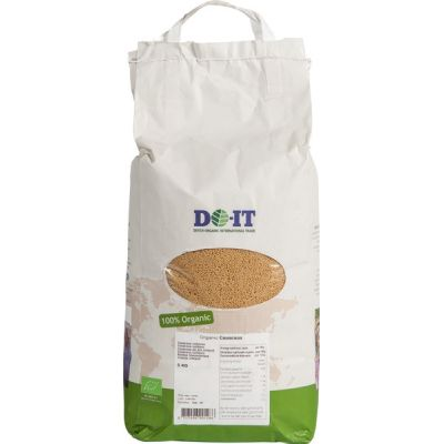 CousCous (volkoren)van Do It, 1x 5kg