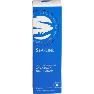 Acno day & night cream van Sea Line, 1x 75ml