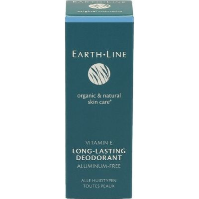 Vitamine E long lasting deodorant van Earth Line, 1x 50ml