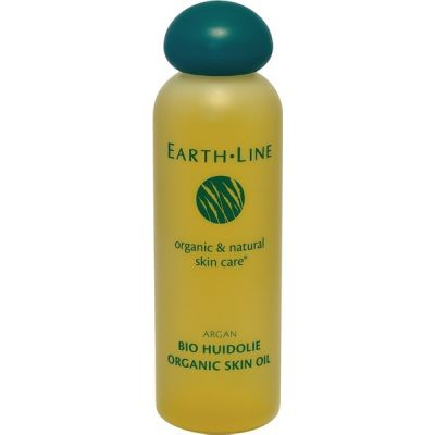 Argan bio huidolie van Earth Line, 1x 200ml