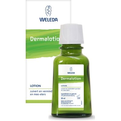 Dermalotion van Weleda, 50 ml.