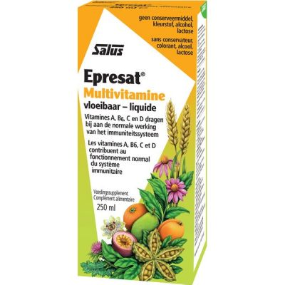 Espresat multivitamine 250 ml van Salus, 1 x 250 ml