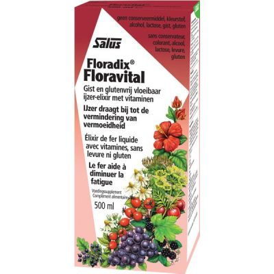 Floravital 500 ml van Salus, 1 x 500 ml