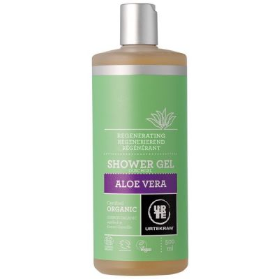 Aloe Vera Shower Gel van Urtekram, 1x 500ml