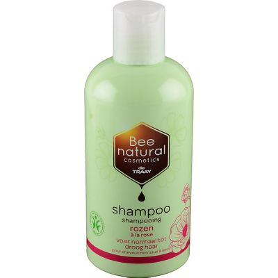 Shampoo rozen van Bee Honest 1x 500 ml