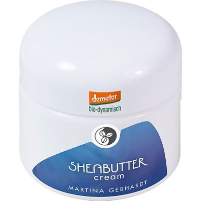 Sheabutter cream van Martina Gebhardt, 1x 50 ml