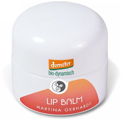 Lip balm van Martina Gebhardt, 1x 15 ml