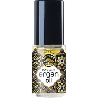 Argan oil 100% pure van MoroccOil, 1x 30ml.