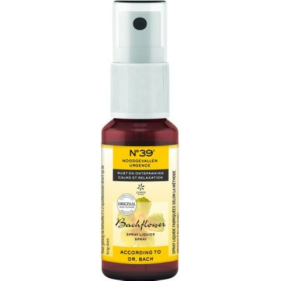 Noodgevallen spray van No.39, 1 x 20 ml