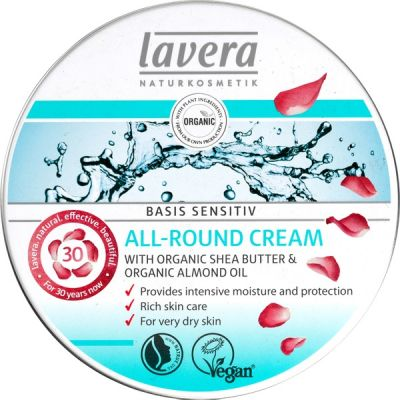 All-Round Cream van Lavera, 1 x 150 ml