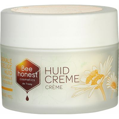 Honing Dagcrème van Bee Honest, 1x 100ml.