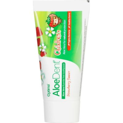 Aloe Vera tandpasta Children's van Aloe Dent, 1 x 50 ml