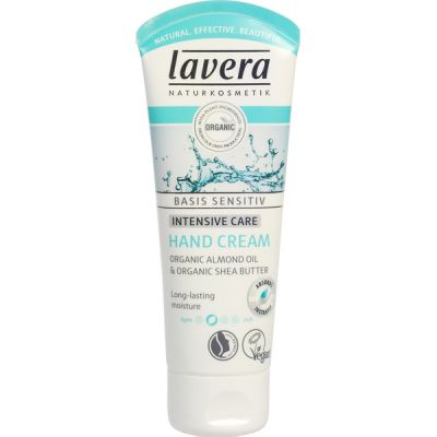 Hand Cream van Lavera, 1x 75 ml.
