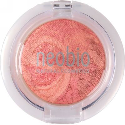 Blush 01 summerbronze van Neobio, 1x 3,3gr