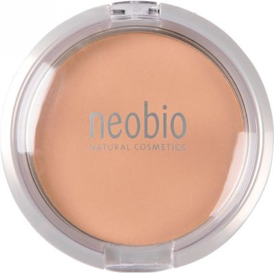 Compact powder 01 light beige van Neobio, 1x 10gr