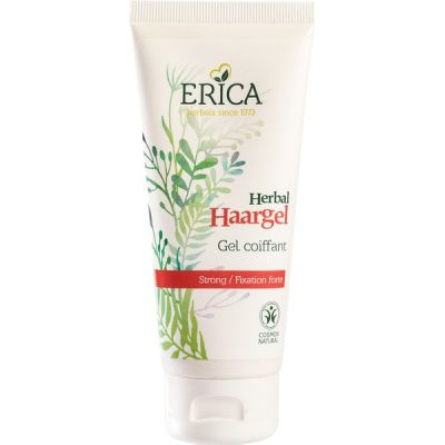Herbal haargel strong van Erica, 1 x 100 ml
