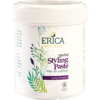 Herbal styling paste van Erica, 1 x 100 ml