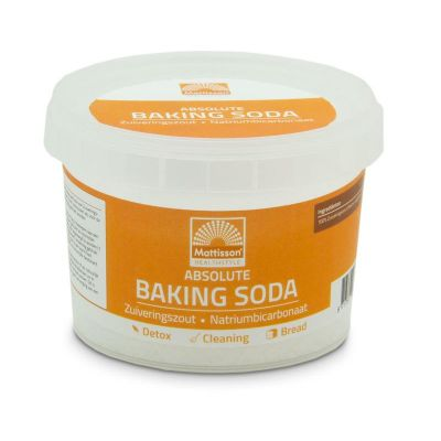 Baking Soda Zuiveringszout van Mattisson, 1 x 300 g