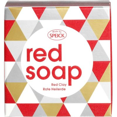 Red Soap van Made by Speick, 1 x 100 g
