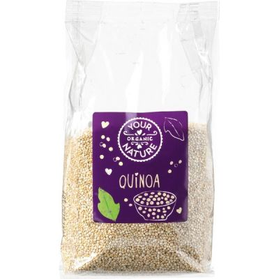 Quinoa van Your Organic Nature, 6 x 400 g