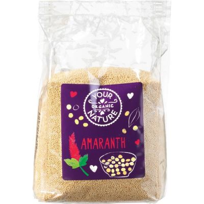 Amaranth van Your Organic Nature, 6 x 400 g