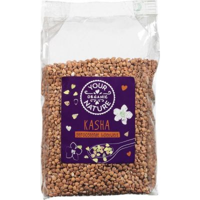 Kasha van Your Organic Nature, 6 x 400 g