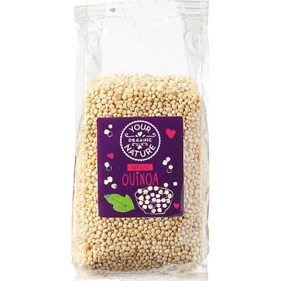 Gepofte quinoa van Your Organic Nature, 6x 75g