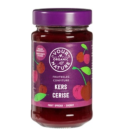 Fruitbeleg kers van Your Organic Nature, 6 x 250 g
